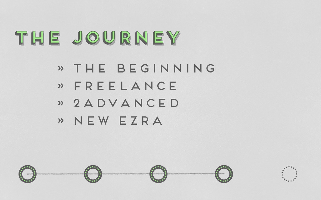 o o o o o o o o o the journey The Journey the j...