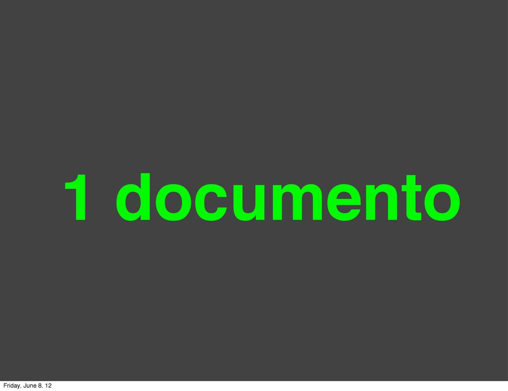 1 documento Friday, June 8, 12