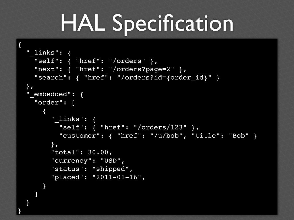 "HAL Specification { ""_links"": { ""self"": { ""href""..."