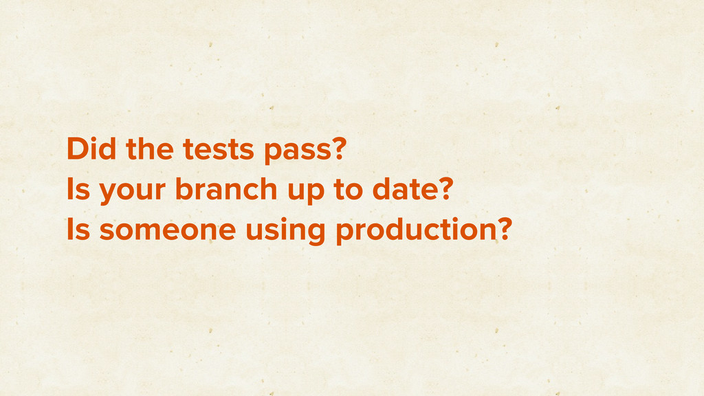 Did the tests pass? Is your branch up to date? ...