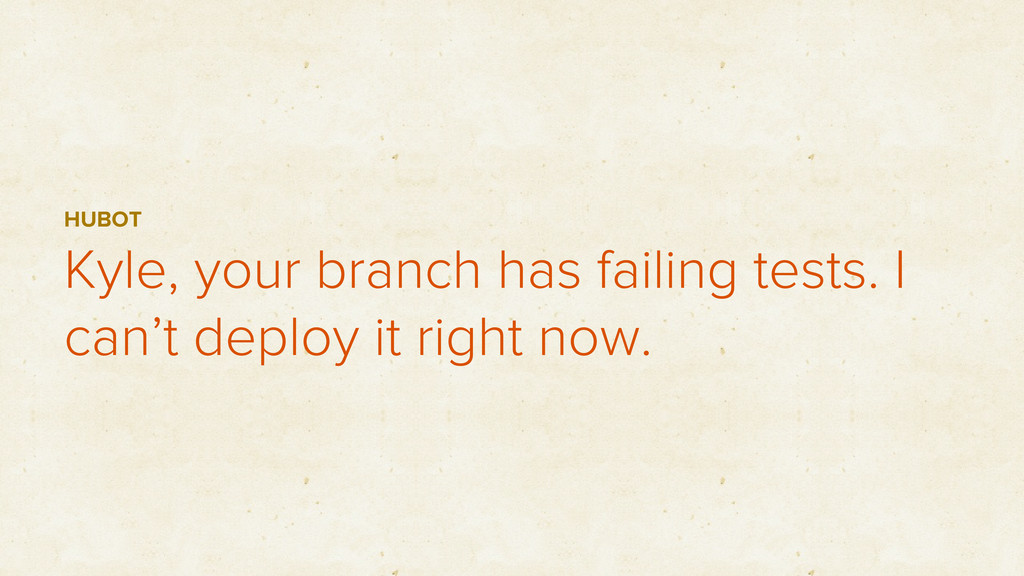 Kyle, your branch has failing tests. I can't de...
