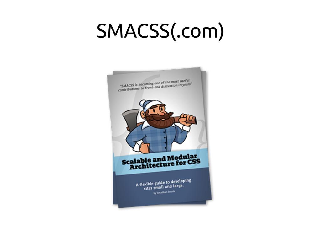 SMACSS(.com)