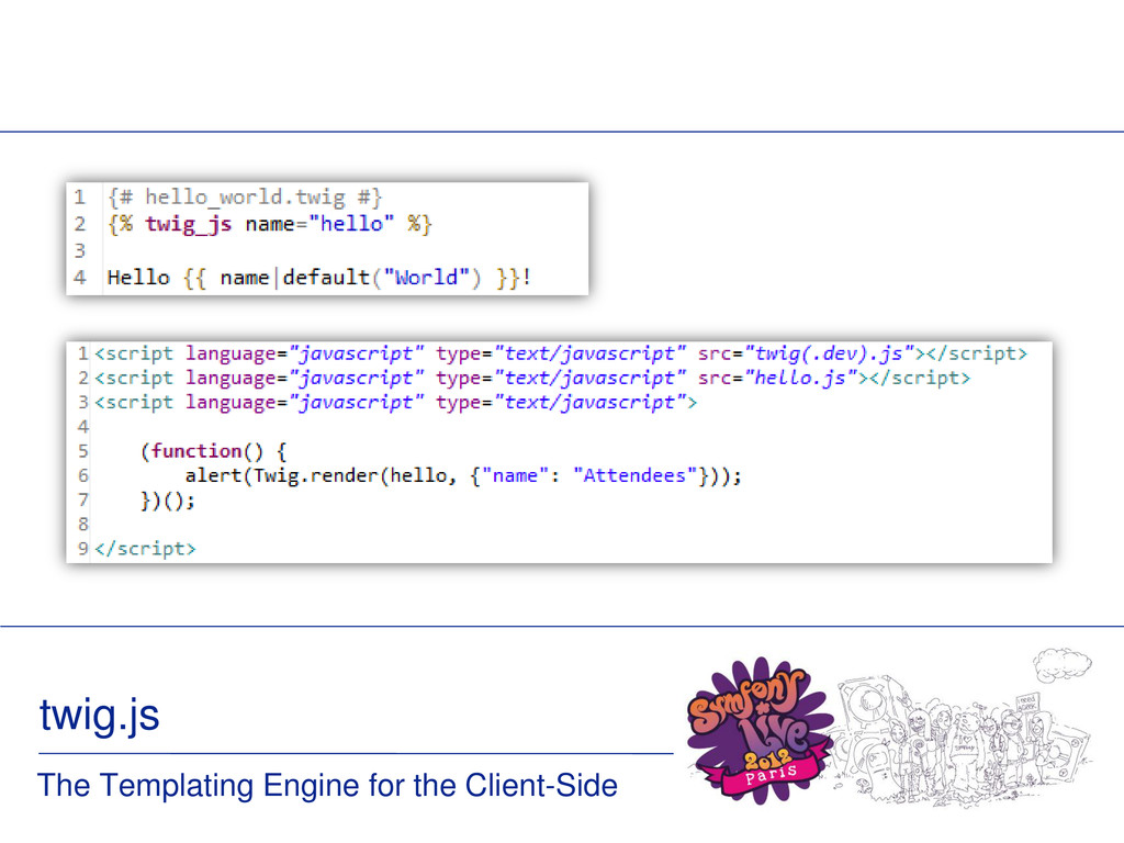 twig.js The Templating Engine for the Client-Si...