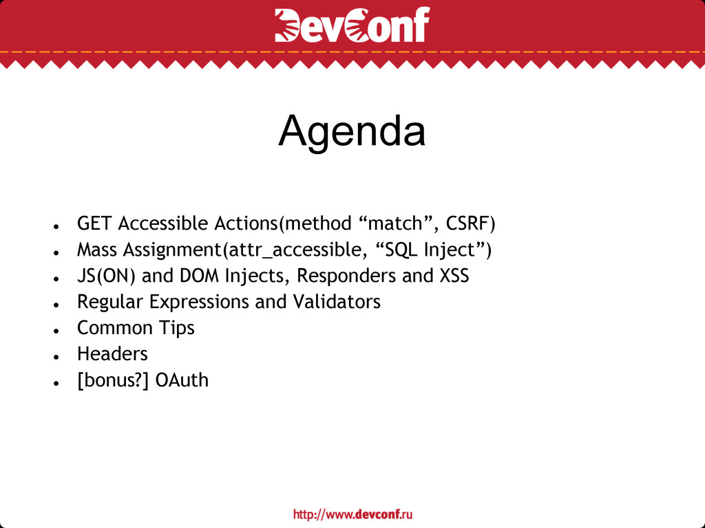 "Agenda ● GET Accessible Actions(method ""match"",..."