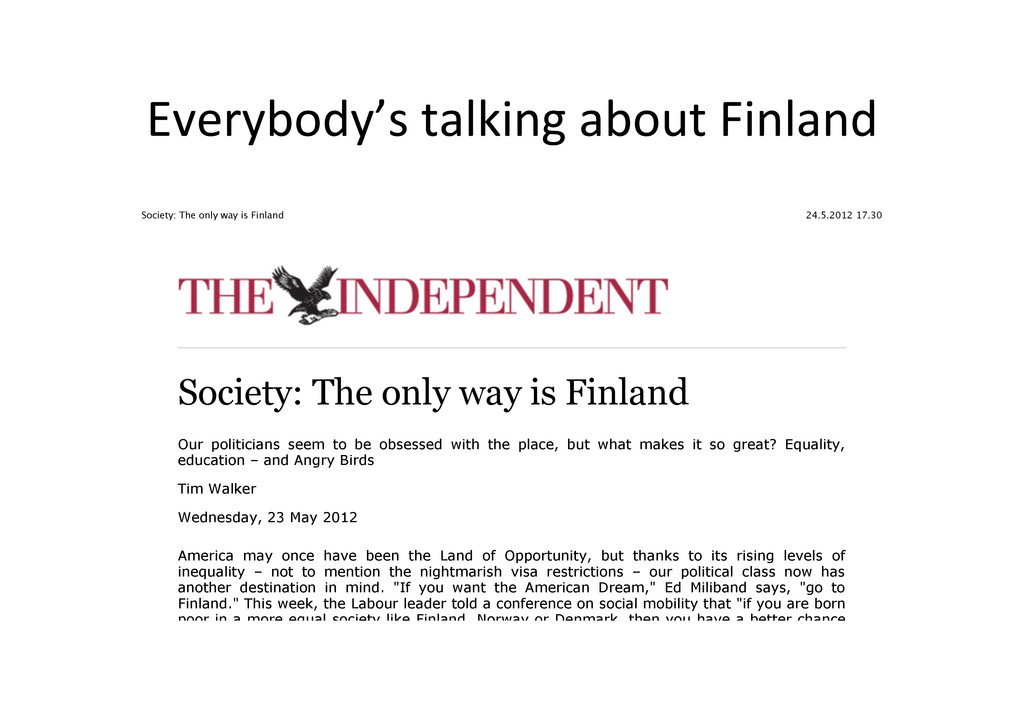 Everybody's	