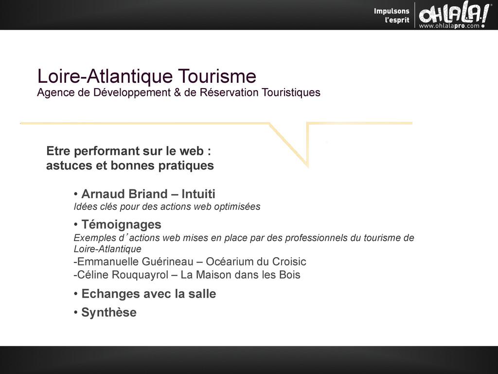 Loire-Atlantique Tourisme Agence de Développeme...
