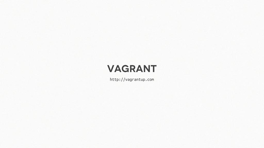 Vagrant http://vagrantup.com