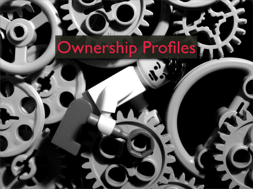 Ownership Profiles