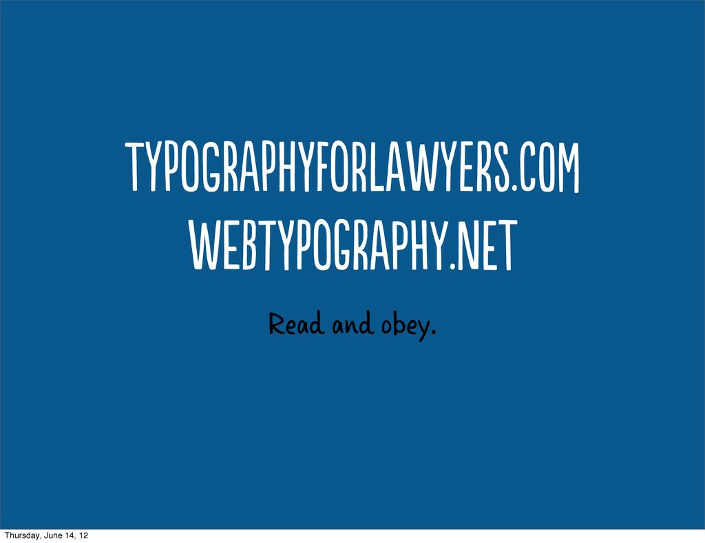 Read and obey. TyoRahFolWyr.O WetPo...
