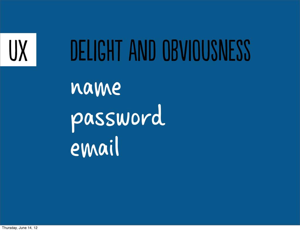name pasword email u DeiHt aD ViunS ...