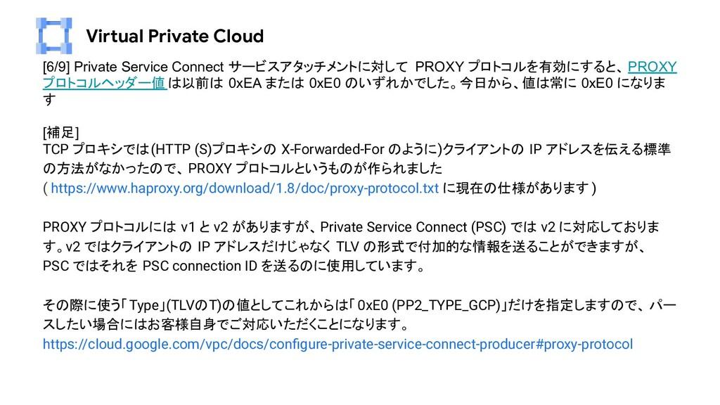 Virtual Private Cloud [6/9] Private Service Con...
