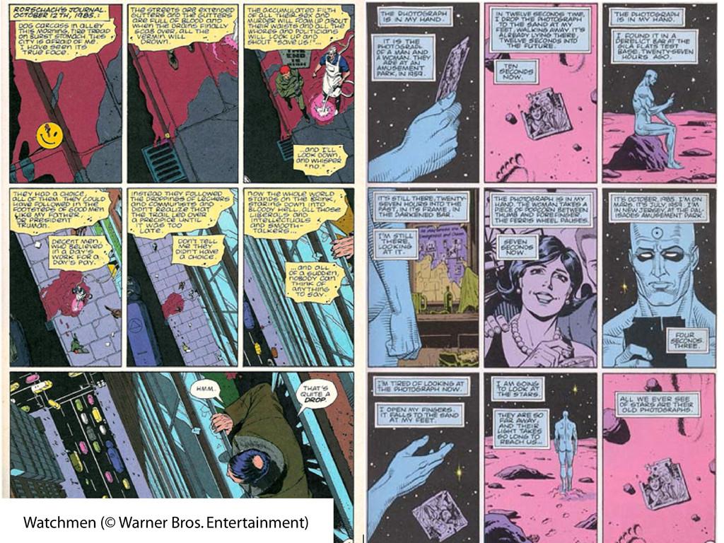Watchmen (© Warner Bros. Entertainment)