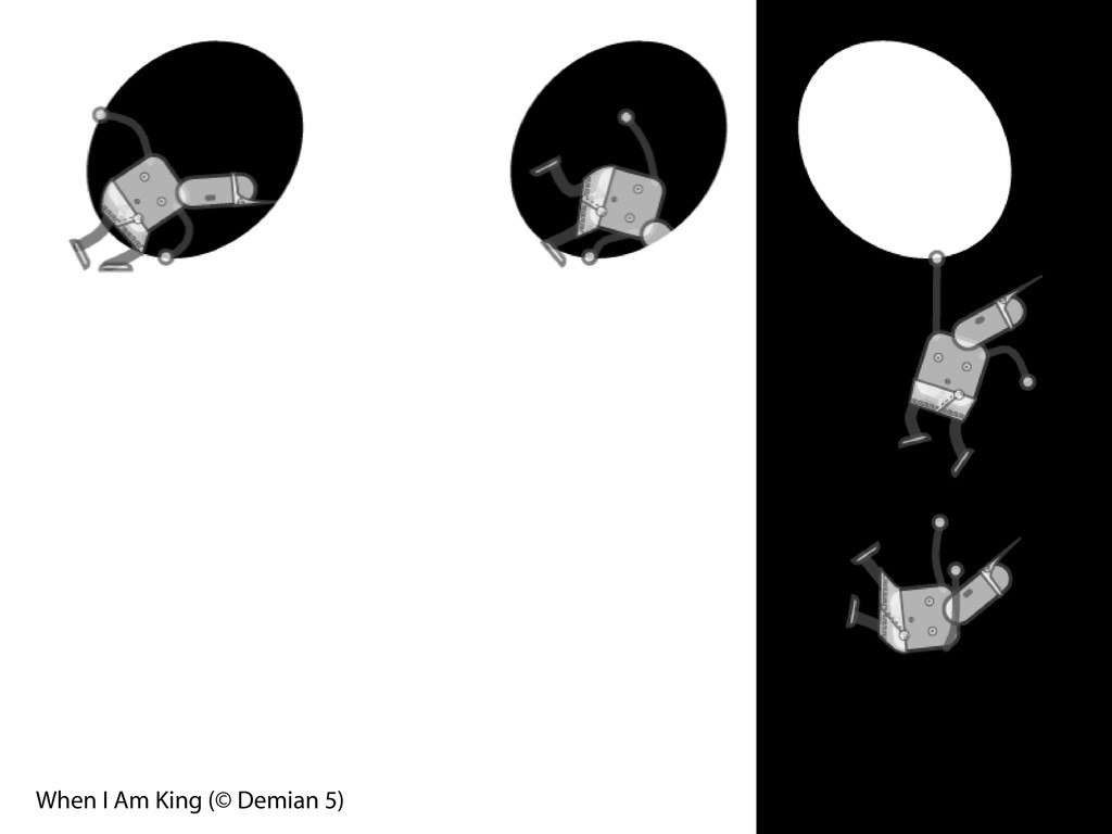 When I Am King (© Demian 5)