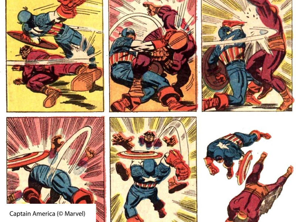 Captain America (© Marvel)