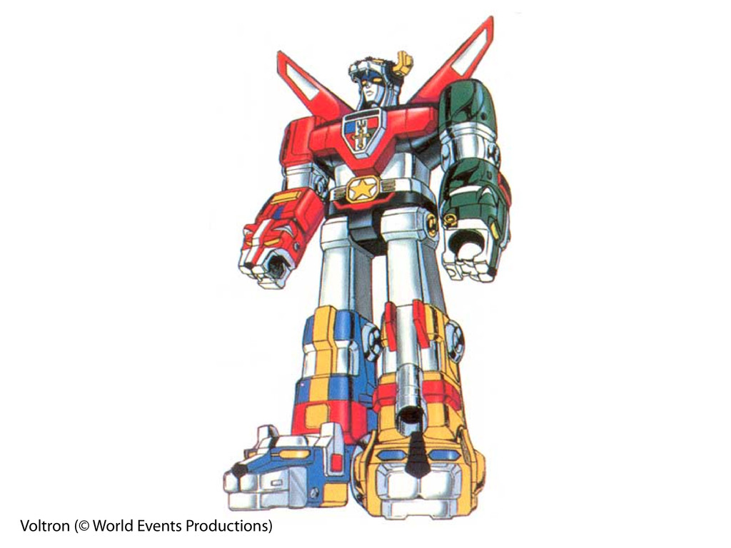 Voltron (© World Events Productions)
