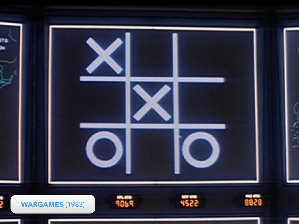 WARGAMES (1983) WARGAMES (1983)
