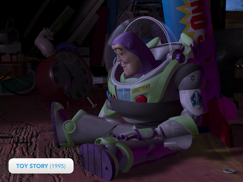 TOY STORY (1995) TOY STORY (1995)