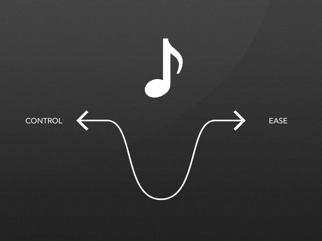 CONTROL EASE