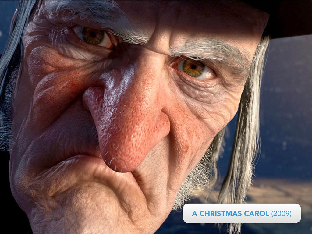 A CHRISTMAS CAROL (2009) A CHRISTMAS CAROL (200...