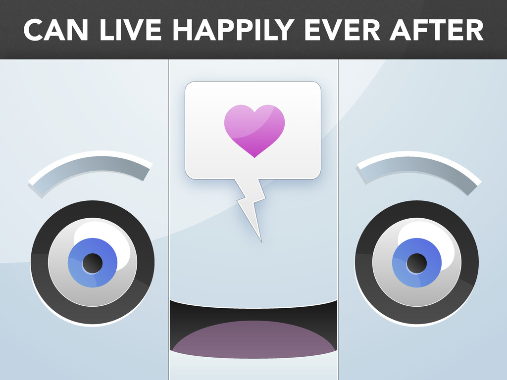CAN LIVE HAPPILY EVER AFTER