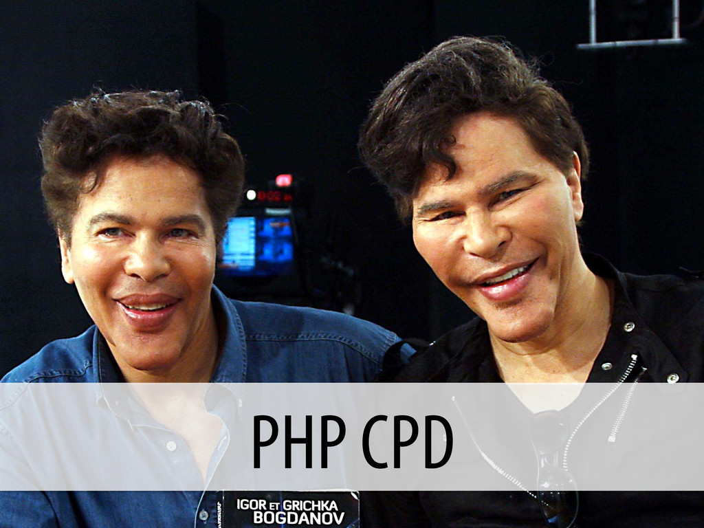 PHP CPD