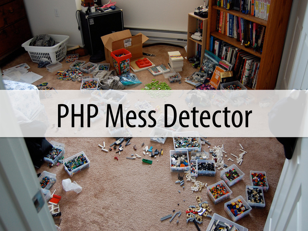 PHP Mess Detector