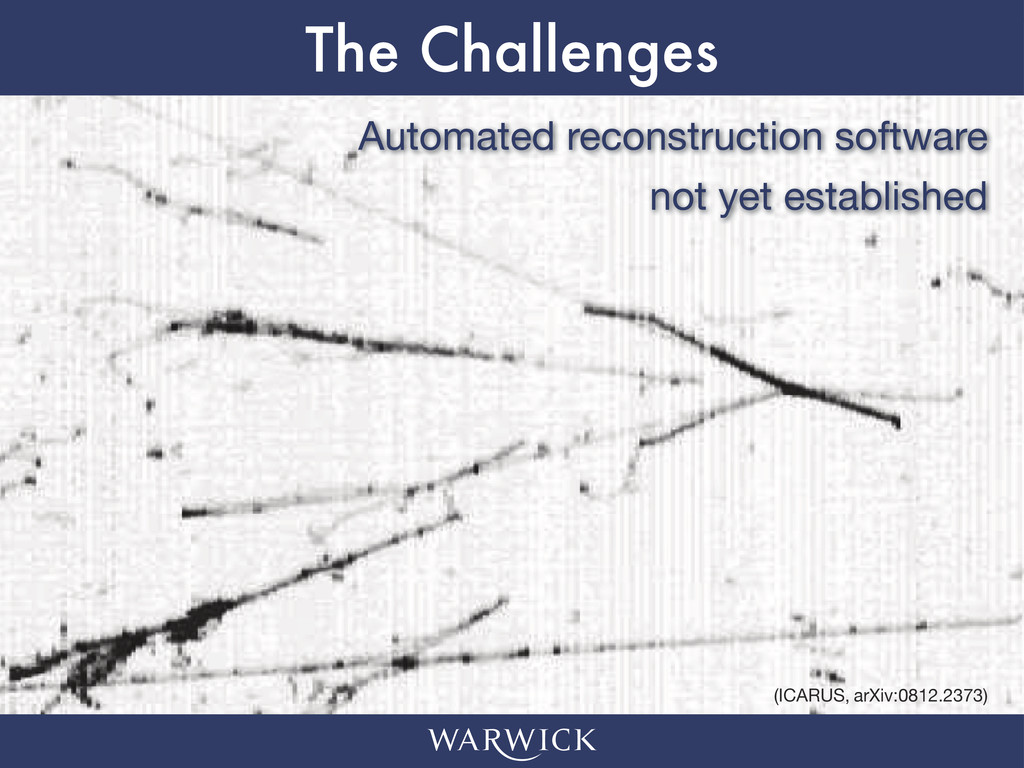 The Challenges Automated reconstruction softwar...