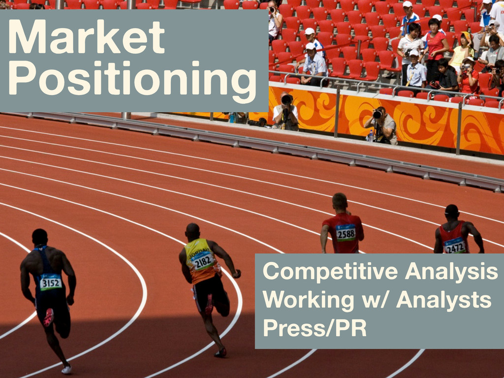 Market Positioning Competitive Analysis Working...