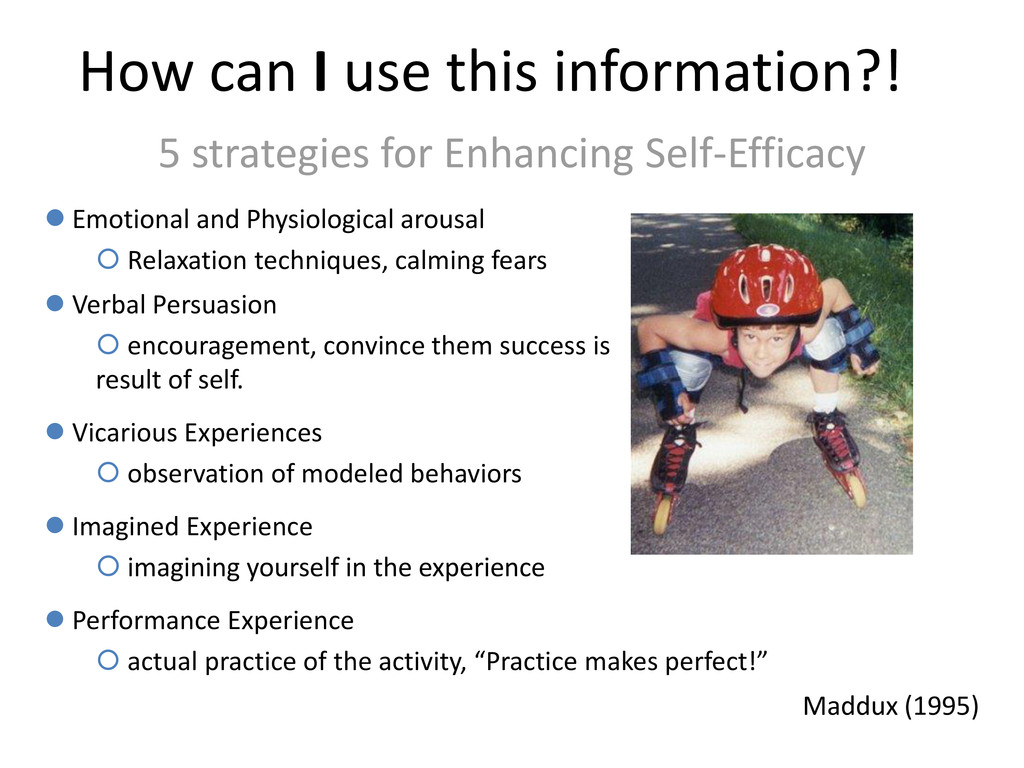 How can I use this information?! 5 strategies f...