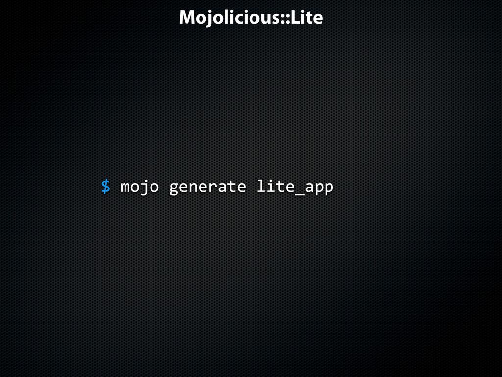 Mojolicious::Lite $$mojo$generate$lite_app$