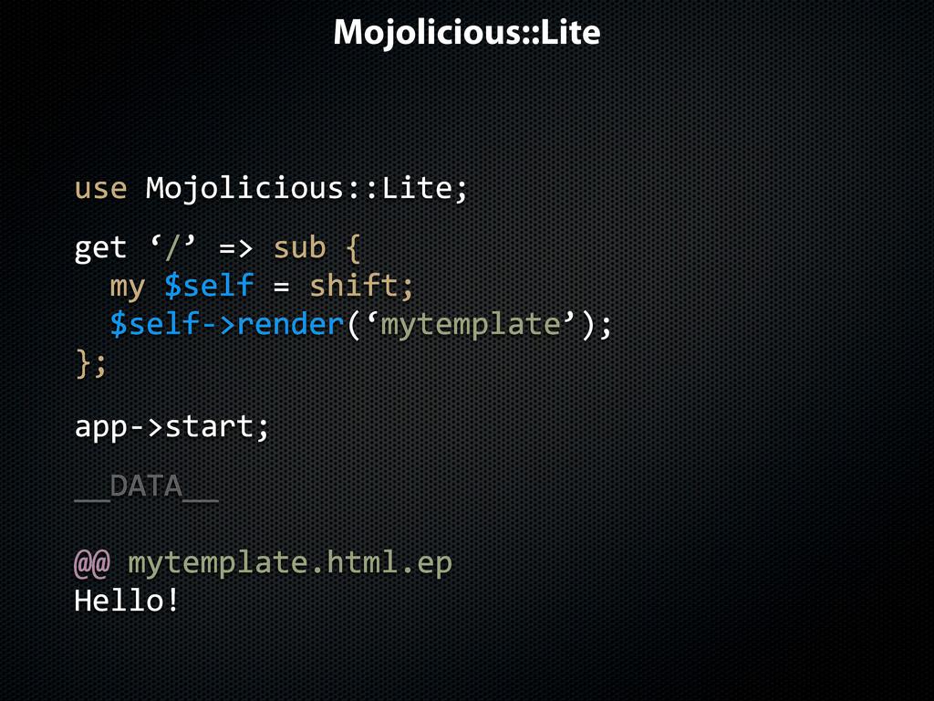 Mojolicious::Lite get$'/'$=>$sub${ $$my$$self$=...