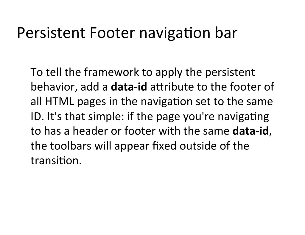 Persistent	