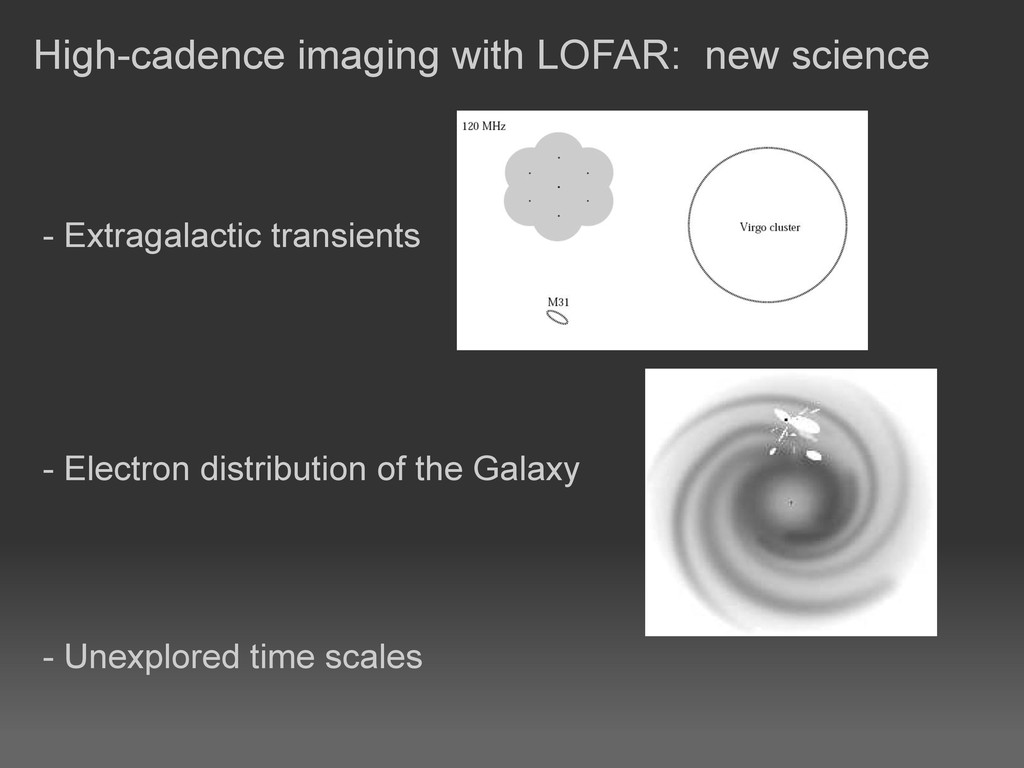 High-cadence imaging with LOFAR: new science - ...