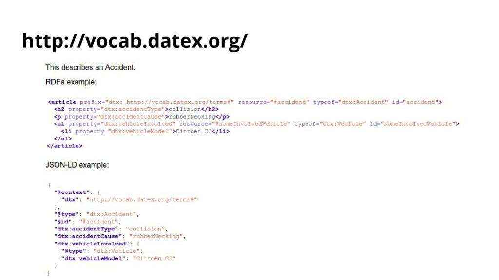 http://vocab.datex.org/