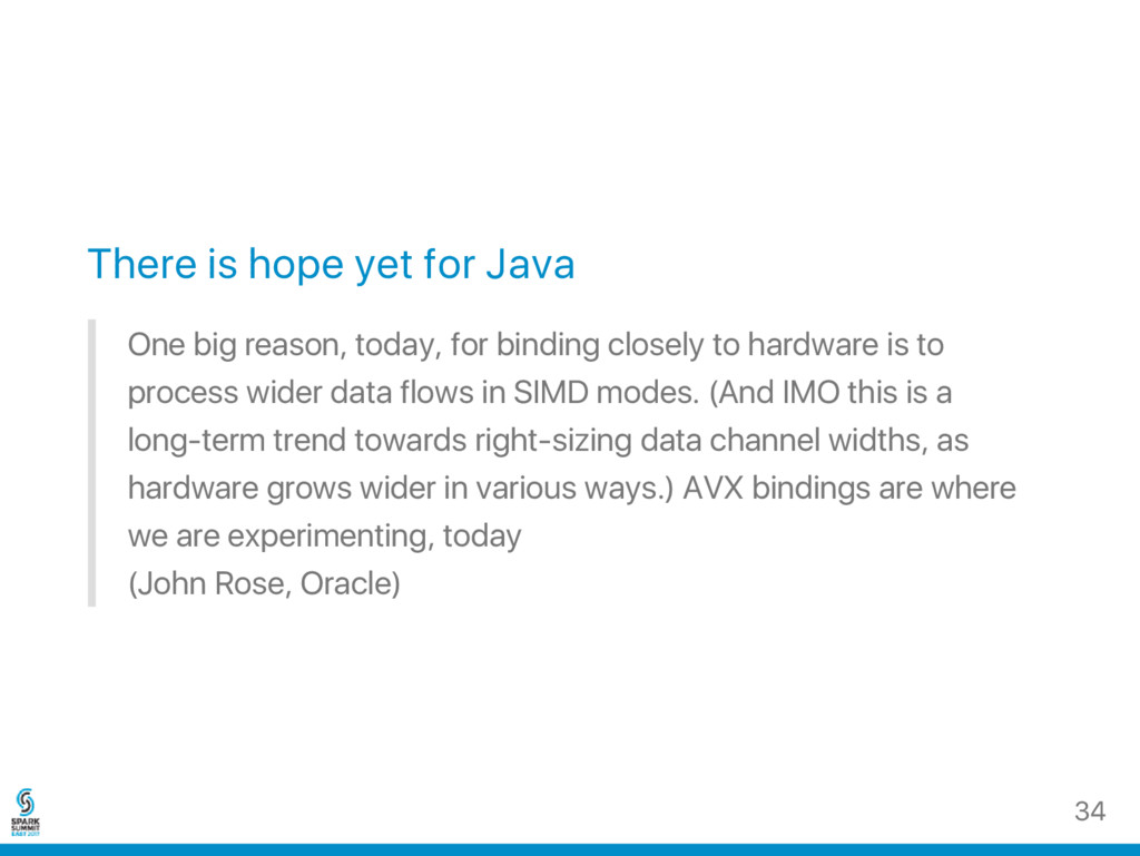 There is hope yet for Java One big reason, toda...