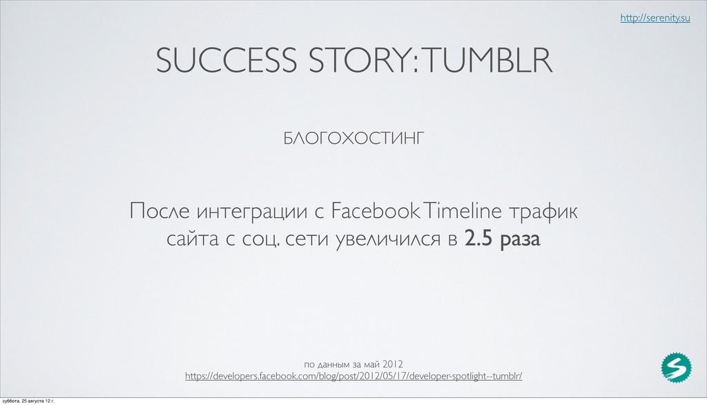http://serenity.su БЛОГОХОСТИНГ SUCCESS STORY: ...