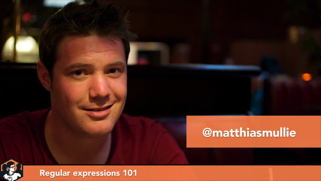 @matthiasmullie Regular expressions 101