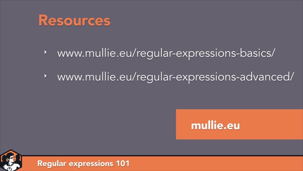 mullie.eu ‣ www.mullie.eu/regular-expressions-b...