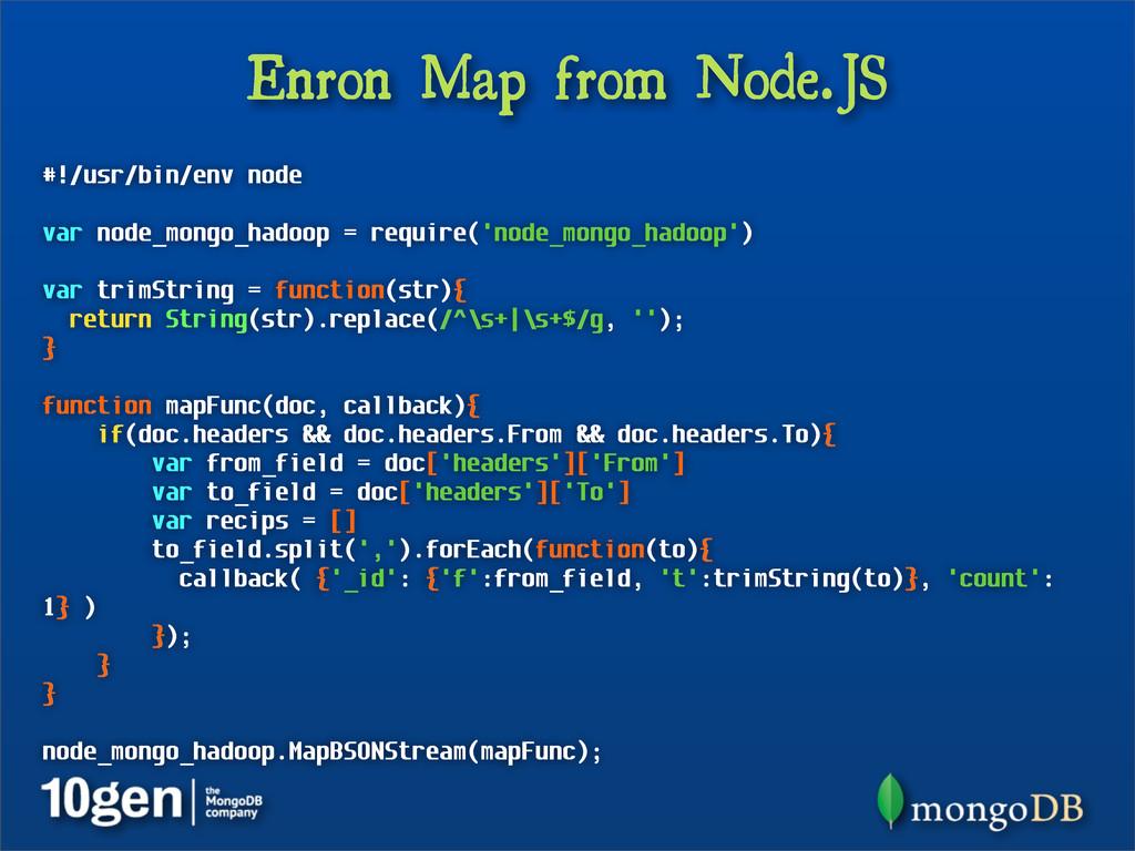 Enron Map from Node.JS #!/usr/bin/env node var ...