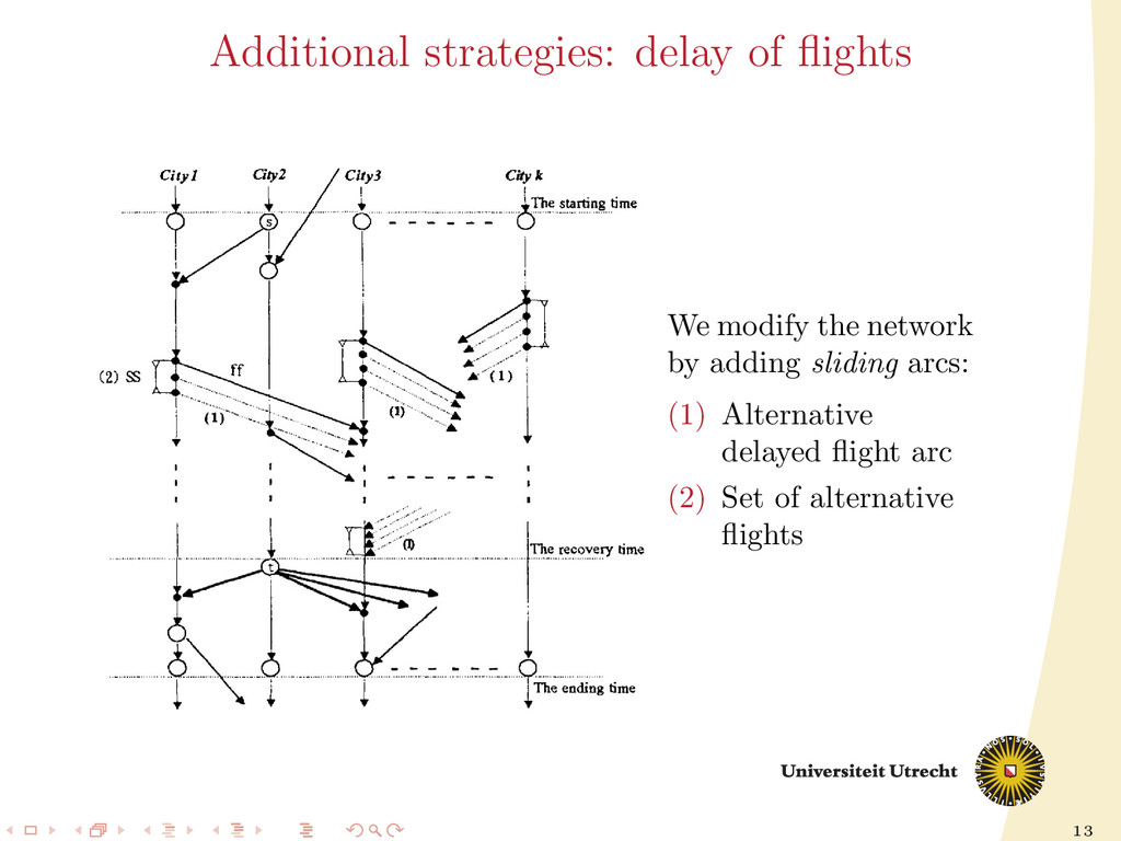 13 Additional strategies: delay of flights We mo...
