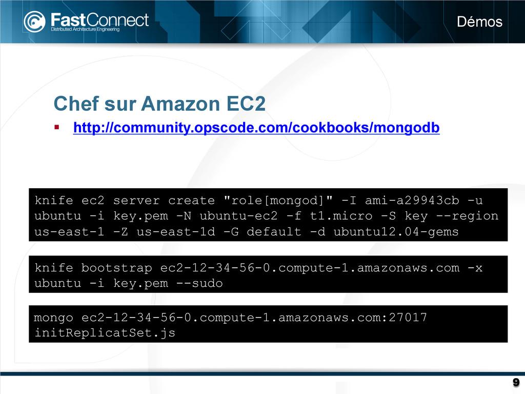 Chef sur Amazon EC2 § http://community.opscod...