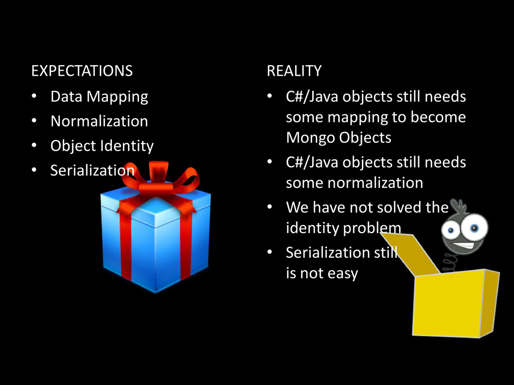 EXPECTATIONS • Data Mapping • Normalization • O...