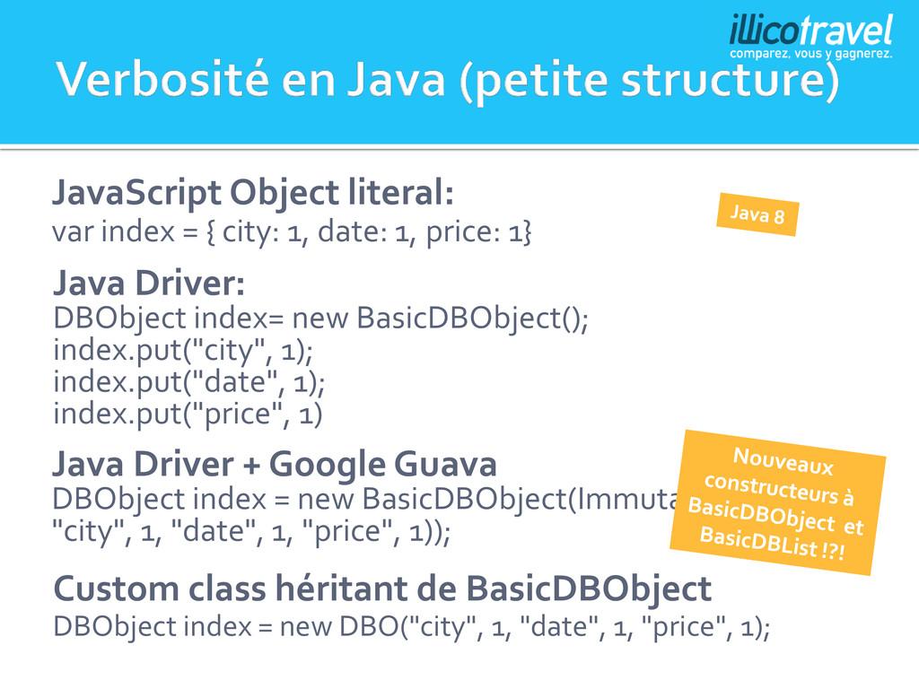 JavaScript Object literal: var index = { city: ...