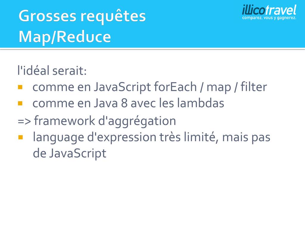 l'idéal serait:  comme en JavaScript forEach /...