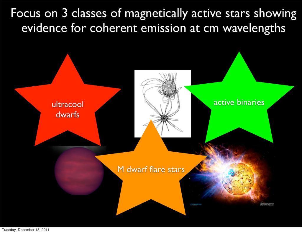ultracool dwarfs M dwarf flare stars active bina...