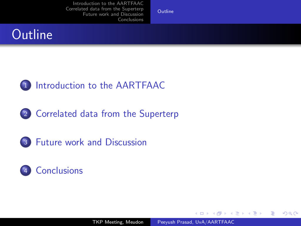 institution-logo Introduction to the AARTFAAC C...