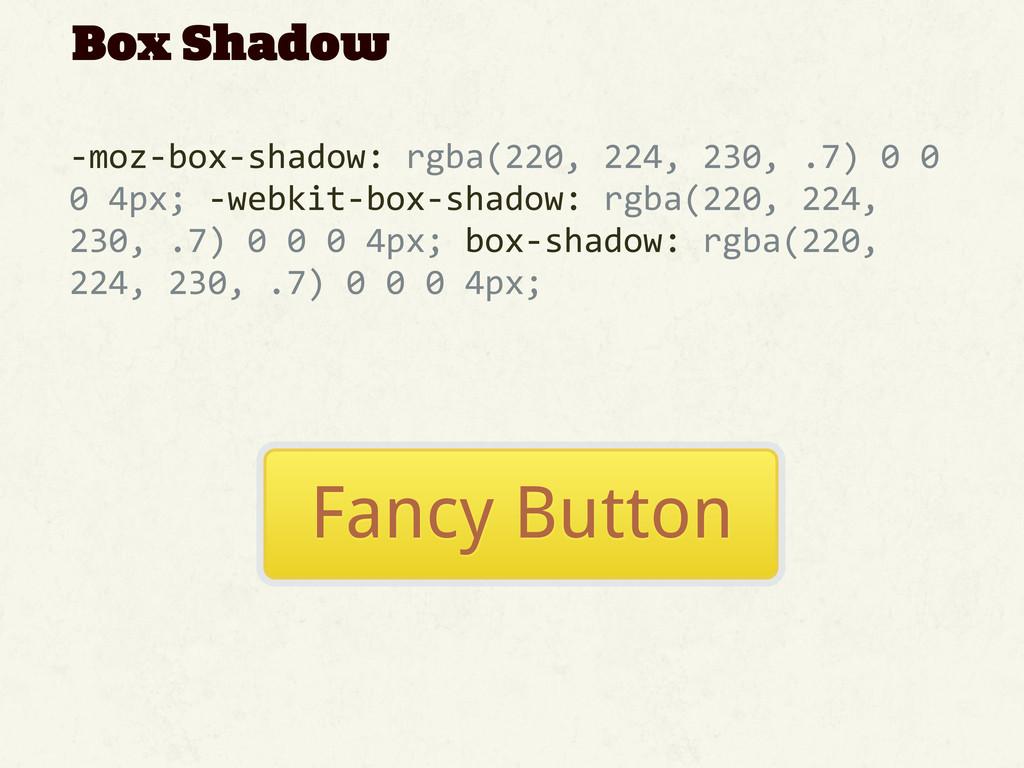 -‐moz-‐box-‐shadow: rgba(220, 224, ...