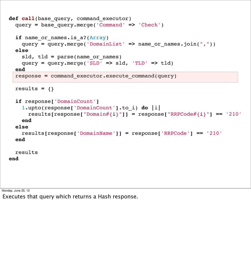 def call(base_query, command_executor) query = ...