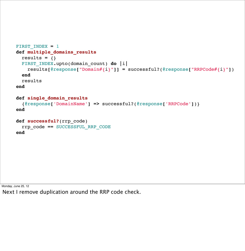 FIRST_INDEX = 1 def multiple_domains_results re...