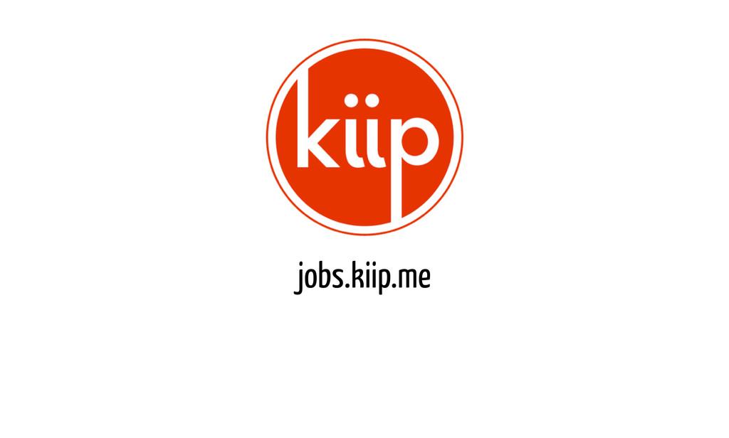 jobs.kiip.me